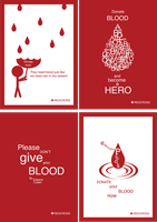 RedCross Campaign Posters by RheinaGealtash
