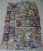 Anime Collections by zend