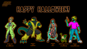 Halloween 2012 by RFCreations