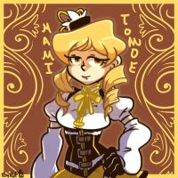 Mami Tomoe by SyrupCage