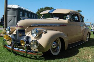 1940 Chevy Special Deluxe Cabriolet by CZProductions