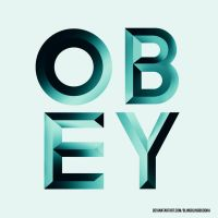 OBEY by BlingBlingBuddha