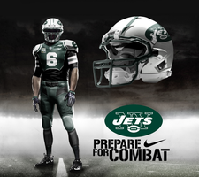 New York Jets Alternate by DrunkenMoonkey