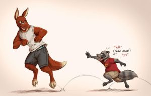 Zootopia Friendship Problems by Temiree