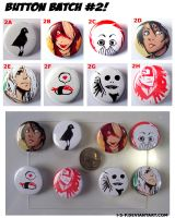 Button Batch 2 by i-s-p