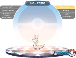 #055: Voltroo by Lanmana