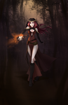 Dark Forest by Risoluce