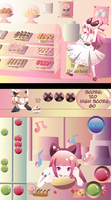 Music Bakery Game by MoonlightTheWolf