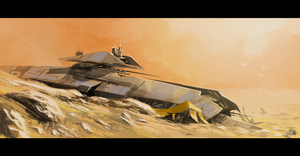 Stranded by woutart