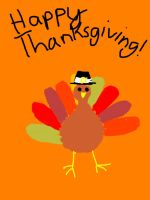 Happy Thanksgiving! by handcuffs4ever