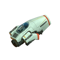 space ship 1 by equi-vampire-stock