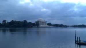 Jefferson Memorial - 2011 by King-Hauken