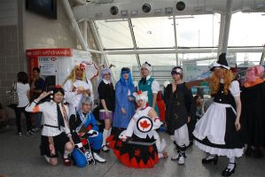 TouhouUK- MCM OCT 2011 by Charlotte-Chan