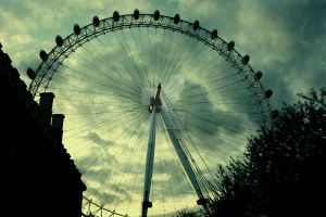 London Eye by WRottenCherryW