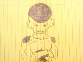 Lord Frieza ! #2 by StickFigureALLDAY