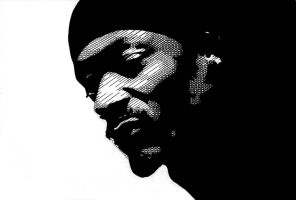 Concentration 12 - Snoop by BiondoArt-dot-com