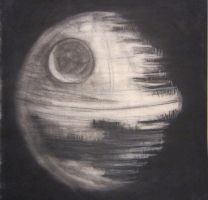 Death Star by naboobabe