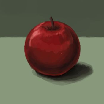 PS Apple by frauline