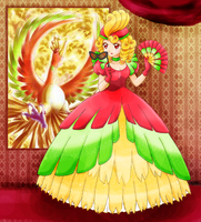 Ho-Oh Princess