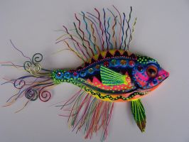 fantasy fish by JP-3D