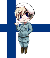 Finland Commission by Saber-Panda