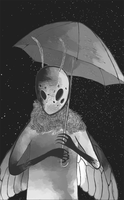 the rain becomes the clouds by faqqot