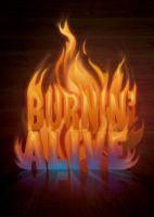 Burning Alive by thenota