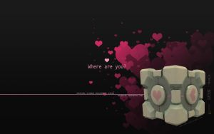 Where Are You? Wallpaper by Amystikal