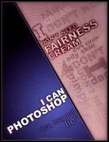 Photoshop vs Fairness Cream 2 by inkrush