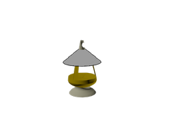 Lantern [3ds max] by shadowl00t