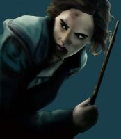 Bloody Hermione by BLOOD-and-LUST-87