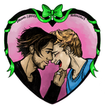 Ziall Valentines Collab. 6 of 6 by danny-spikes