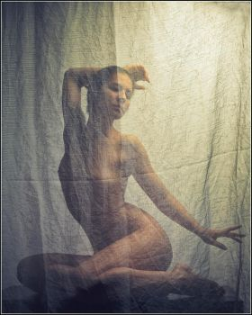 Veiled Intimacy by Magicc-Imagery