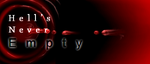 Hell's Never Empty Banner by RottenRibcage