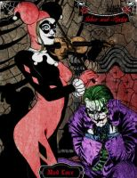 Harley Quinn and The Joker by jokercrazy