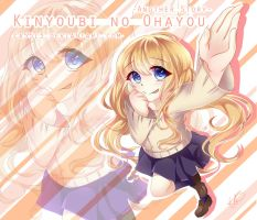 VFAC 2015 Day 3: Kinyoubi No Ohayou-Another Story- by ca55i3