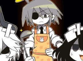 Don't disgrace my cooking..... by Nagumi101