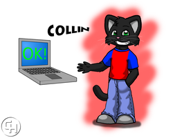 It's Collin -gift- by Link2262
