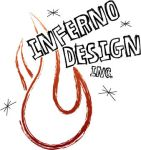 Inferno Design Logo by cre8iv-B