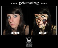 dehumanized_before-after by the-art-of-matth