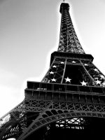 Eiffel Tower by AtomicCola22