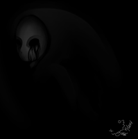 Faces in the dark by FreakForEternity