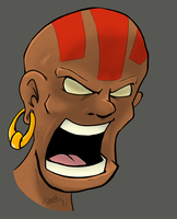 dhalsim fan art by Devid-D