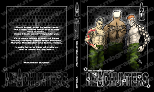 'the HEADHUNTERS' book 1 by MBGraphiX-de