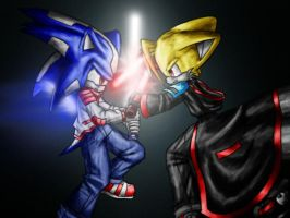 Dueling brothers by Metal-2