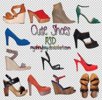 Cute Shoes PSD by MyShinyBoy