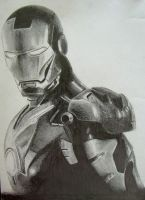Iron Man by LittleKidd