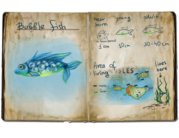 RC: Bubble fish by J-Grey