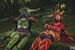ALEXSTRASZA - YSERA - WORLD OF WARCRAFT by CoolADN