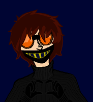 Ticci-Toby MS Paint Loves You by Haven-Sollux